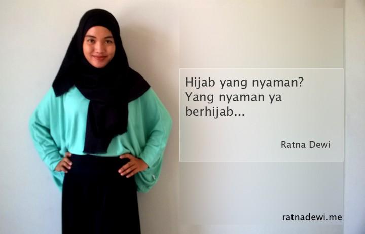 hijab yang nyaman