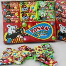 permen karet Yosan (Gambar dari: www.tokopedia.com)