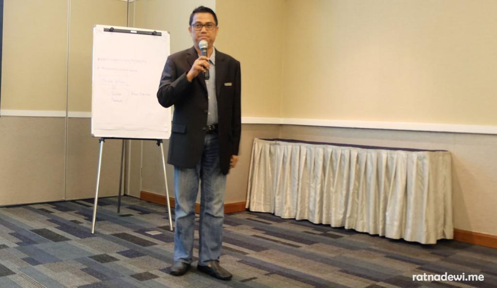 M Isa Ismail, General Manager Aston Rasuna Jakarta