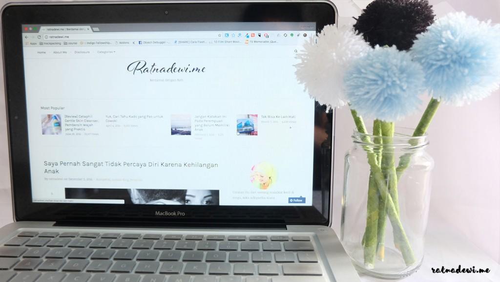 blog ratnadewi.me jadi rumah maya saya saat ini