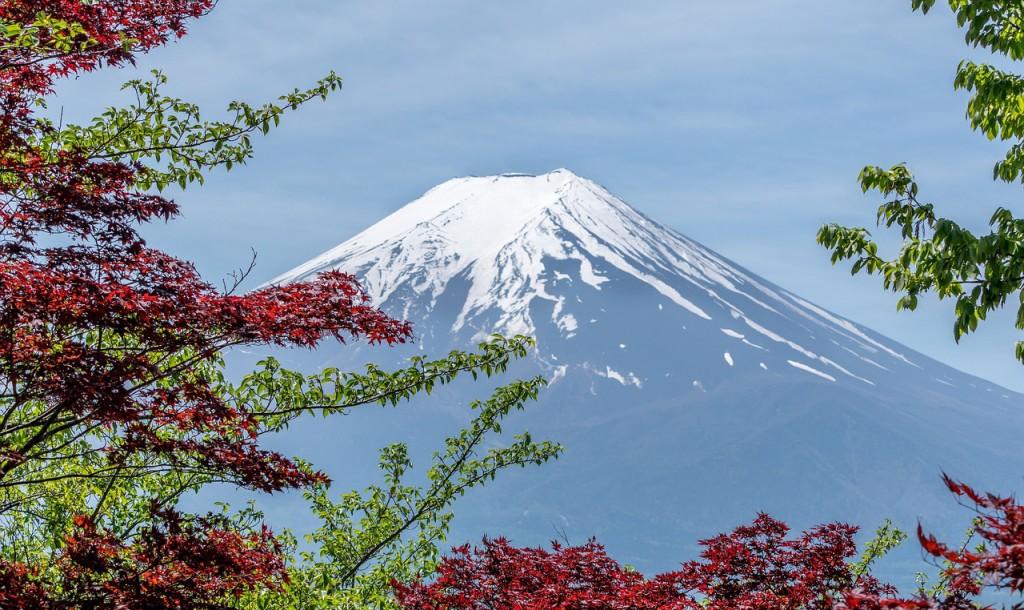 Gunung Fujiyama, salah satu ikon Jepang (Picture from Pixabay)