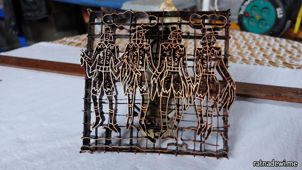 motif tari nDolalak, tarian khas Purworejo