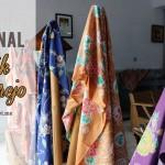 saya dan beberapa motif Batik Purworejo
