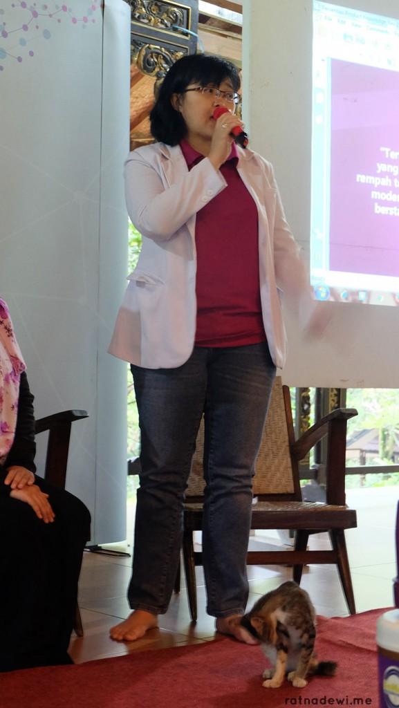 dr Grace Maria Salindeho - Konsultan Medis SoMan