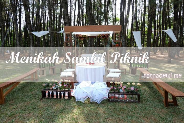 Menikah Sambil Piknik