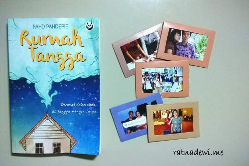 """Book Review: Pelajaran Meniti""""Rumah Tangga"""""""