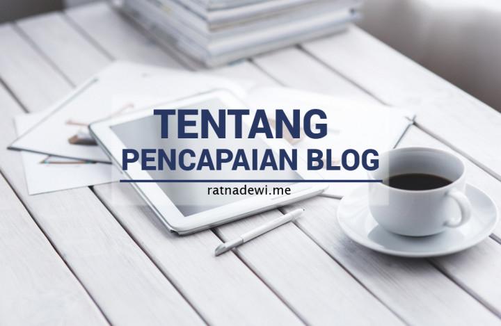 Tentang Pencapaian Blog