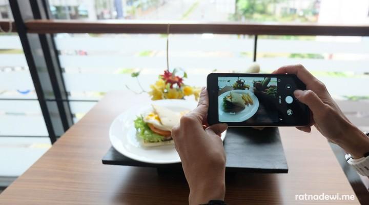 Serunya Mengulik Tip & Trik Food Photography bersama Marisa Djemat di Aston Rasuna