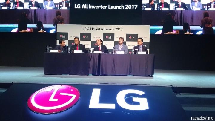 Kenali Teknologi Inverter dari LG yang Siap Mendukung Penghematan Listrikmu