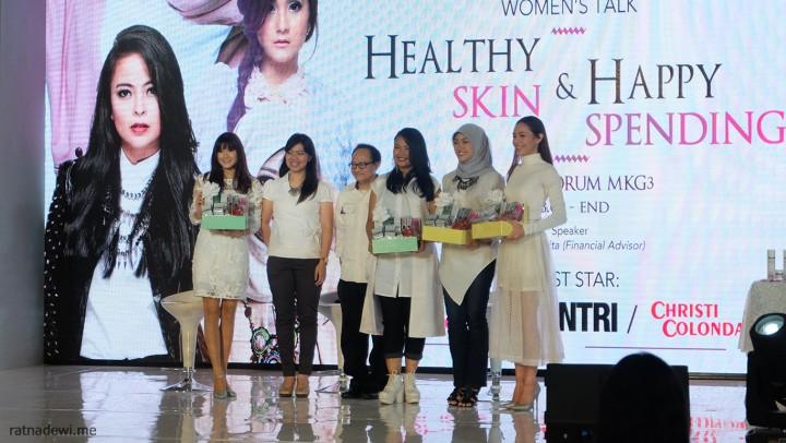 Bicara Keuangan dan Kecantikan di Hari Kartini bersama Caring by Biokos