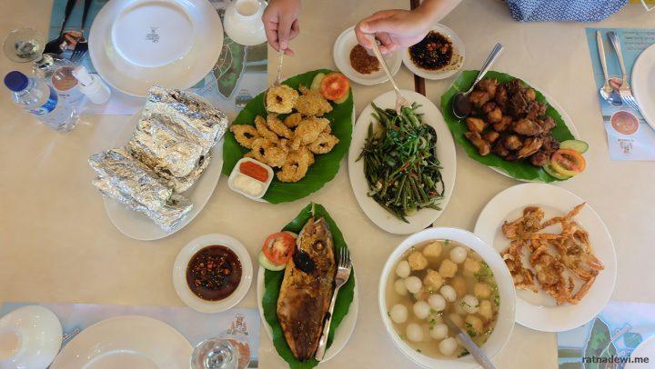 Menikmati Cita Rasa Kuliner dari Pulau Leebong hingga Belitung Timur
