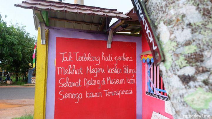 Warna-Warni Perjalanan ke Belitung (Part 1): Terjebak Banjir Menuju Belitung Timur