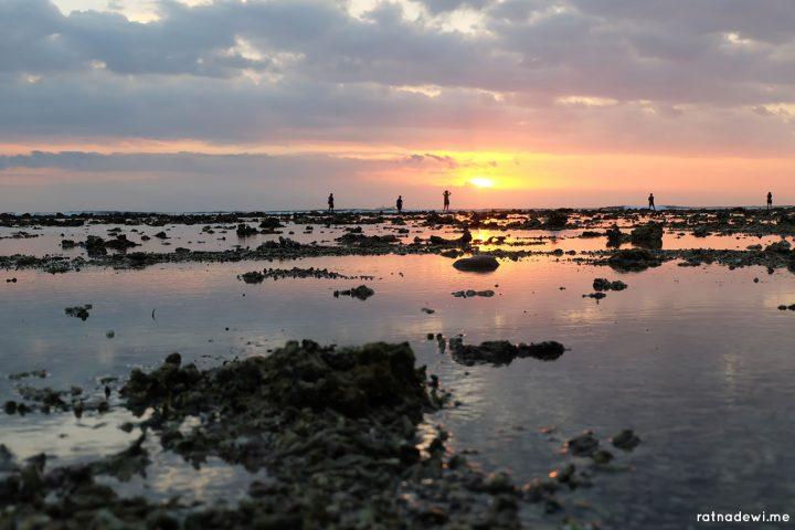 Kisah 'Mengejar Matahari' di Gili Trawangan