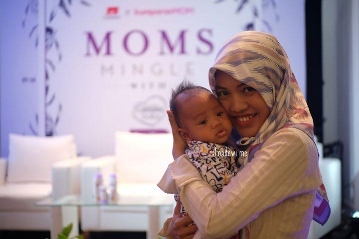#CeritaIbu: Event Blogger Pertama bersama Aqsa