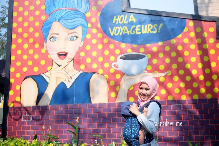 Mendadak Pelesiran ke de Voyage Bogor