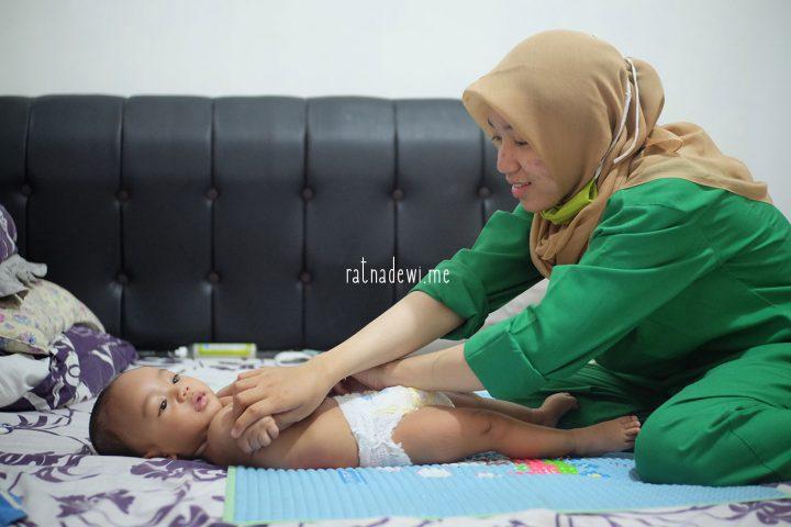 #CeritaIbu: Menikmati Pijat Ibu dan Anak di Rumah dengan Latifa Indonesia