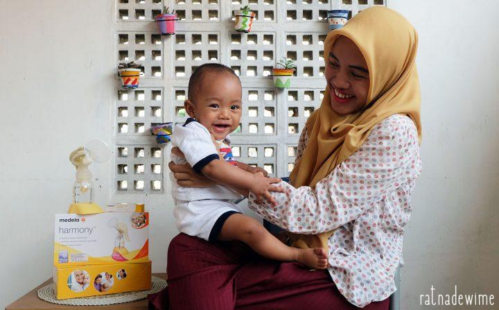 #CeritaIbu: Tentang MengASIhi dan Dukungan di Baliknya