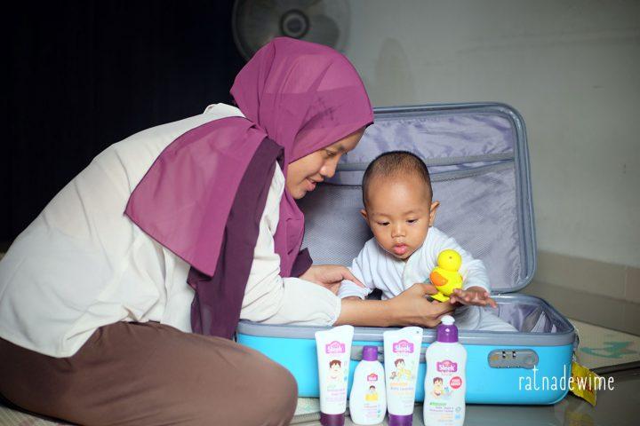 #CeritaIbu: Mudik Lebaran Pertama bersama Bayi