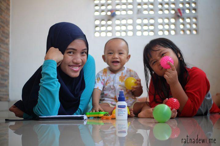 #CeritaIbu: Tentang Bermain dengan Anak (-Anak)