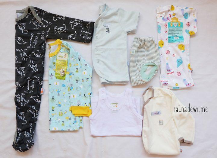 #CeritaIbu: Brand Baju Bayi Favorit
