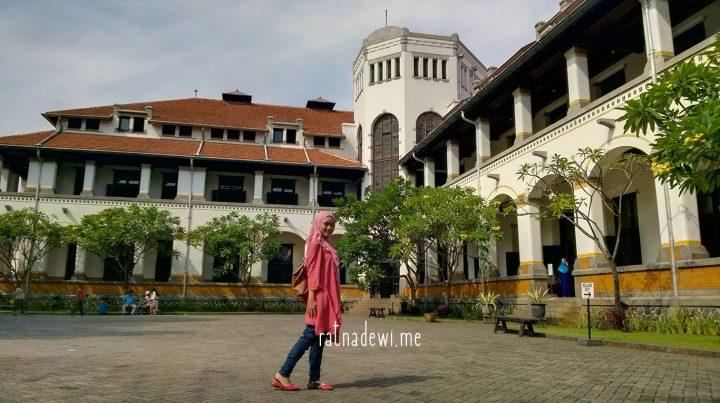 Pengalaman Pertama Orang Jawa Tengah ke Semarang