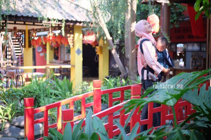 China Town Bandung, Wisata Kekinian bagi Penyuka Keindahan Feed Instagram