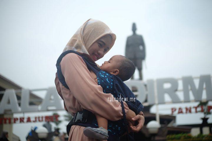 #CeritaIbu: Satu Tahun Seru bersama Anakku
