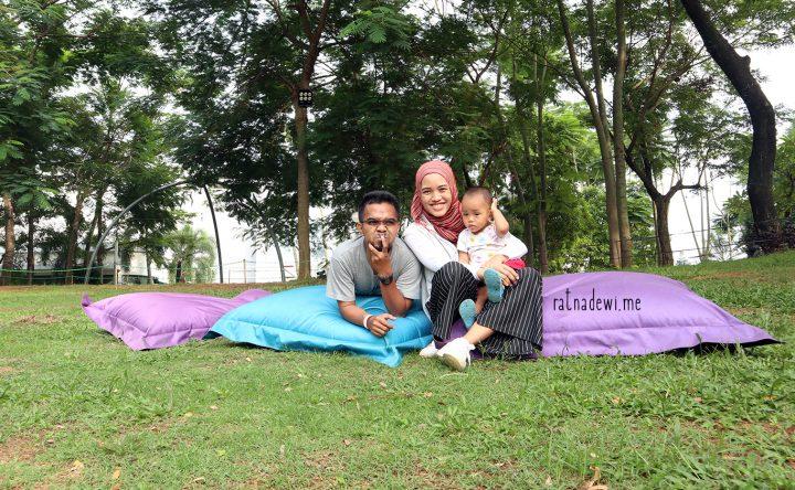 #CeritaIbu: (Akhirnya) Jalan-Jalan ke Scientia Square Park