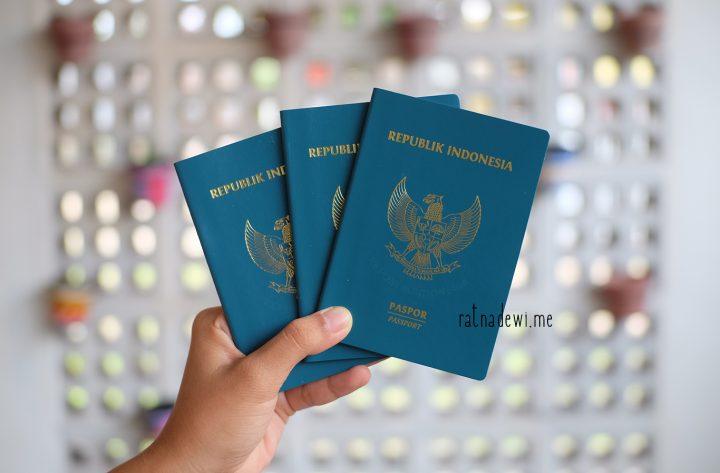 Pengalaman Membuat dan Memperpanjang Paspor