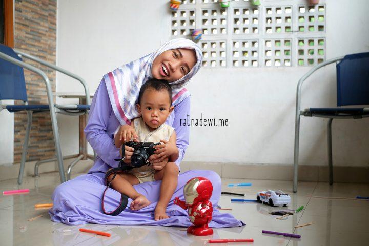 #CeritaIbu: Menciptakan Rumah Nyaman bagi Anak saat Social Distancing