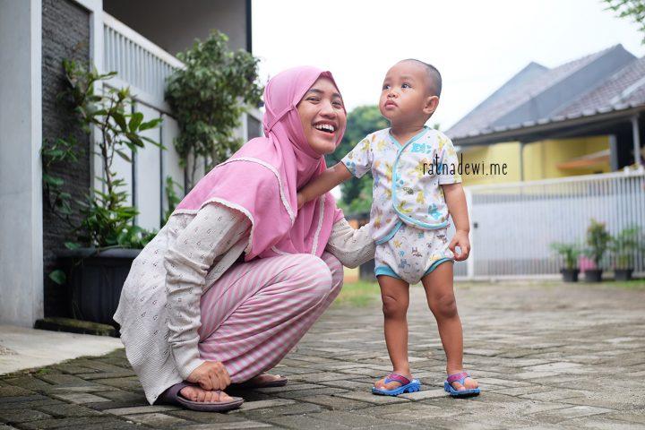 #CeritaIbu: Menjaga Kesehatan Anak di Masa Pandemi