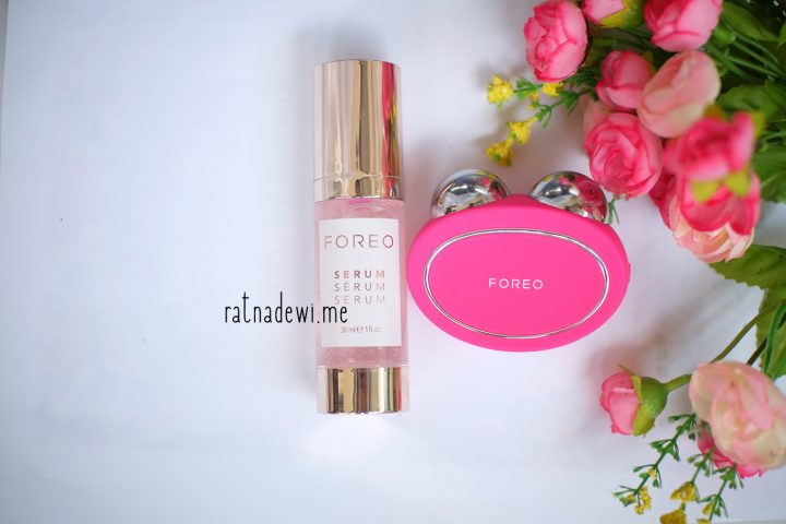 Review FOREO BEAR & SERUM SERUM SERUM, Skincare Harga Sultan
