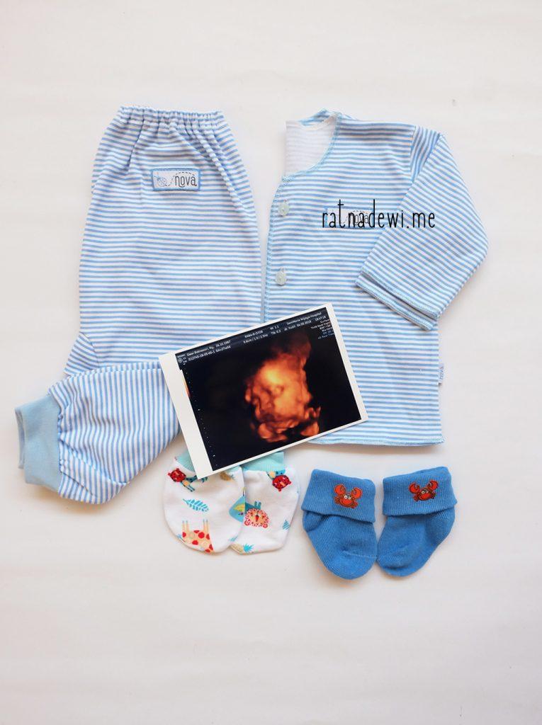 Merk Baju Bayi Terkenal