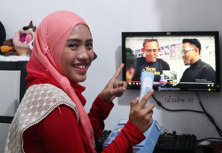 Berguru Bisnis Cukur Rambut di Masa Pandemi dari Barberman Presiden Jokowi