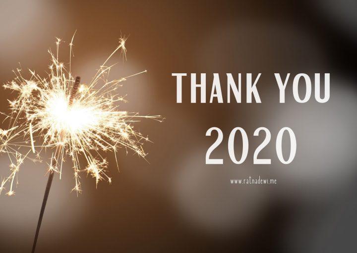 Terima Kasih 2020 untuk…