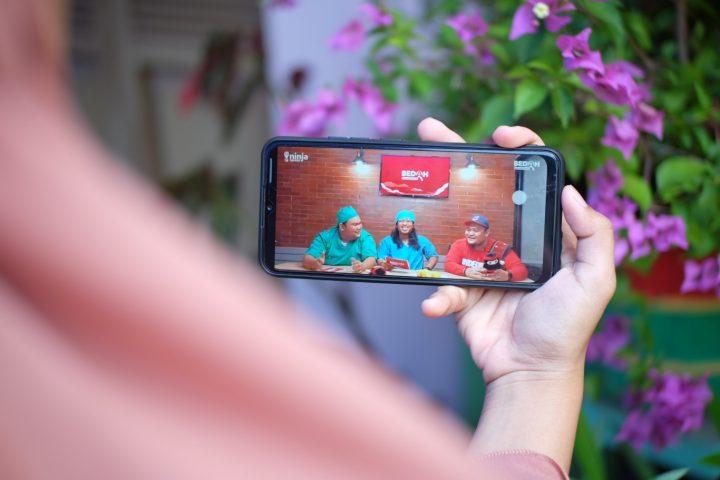 Rekomendasi Jajanan Lampung dan Medan ala BEDAH Ninja Xpress